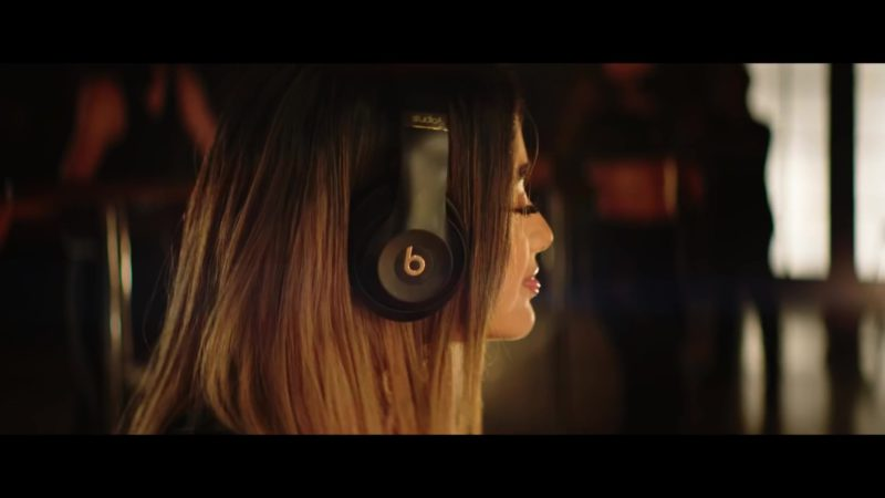 Beats Studio 3 Headphones Used by Ally Brooke by Ally Brooke in Low Key (2019) Official Music Video Product Placement