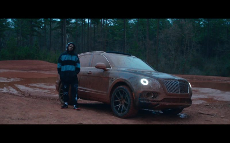 Bentley Bentayga Luxury SUV in Middle Child by J. Cole (1)