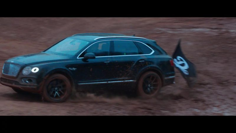Bentley Bentayga Luxury SUV in Middle Child by J. Cole (2019) Official Music Video Product Placement