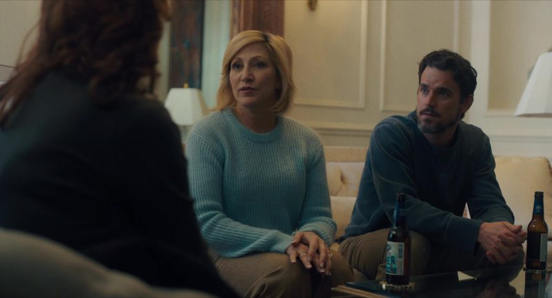 Blue Point Toasted Lager in Viper Club (2018) - Movie Product Placement