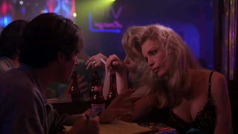 Budweiser Beer in Last Dance (1996) - Movie Product Placement