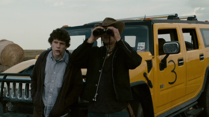 Bushnell Binocular Used by Woody Harrelson in Zombieland (2009) Movie Product Placement