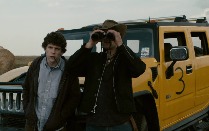 Bushnell Binocular Used by Woody Harrelson in Zombieland