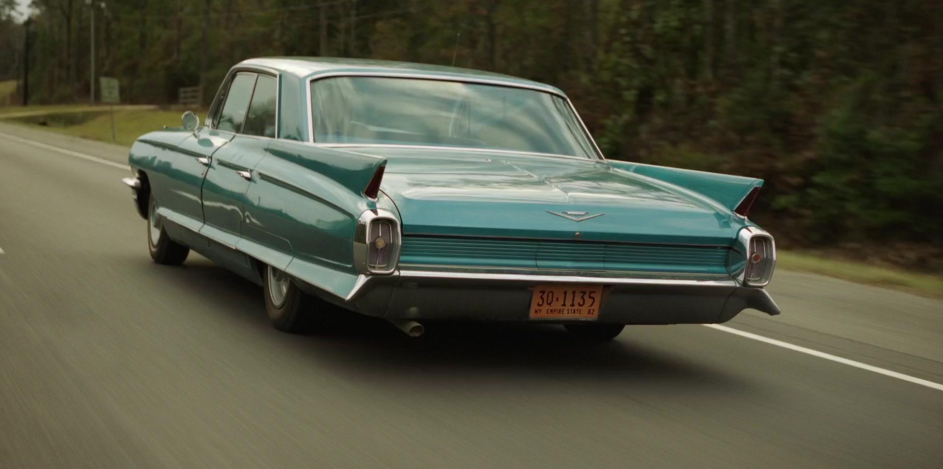 Cadillac Car In Green Book 2018 Movie