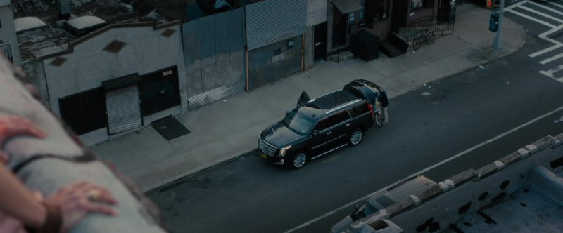 Cadillac Escalade in Egg (2018) - Movie Product Placement