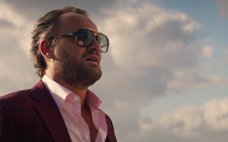 Carrera Sunglasses Worn by Jason Clarke in Serenity (1)
