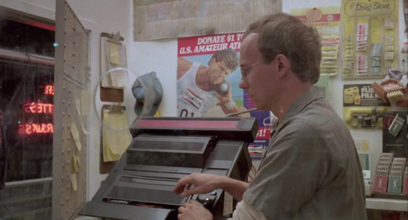Champion Poster in RoboCop (1987) - Movie Product Placement