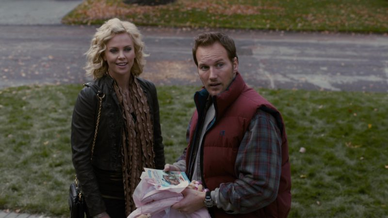 Champion Puffer Vest Worn by Patrick Wilson in Young Adult (2011) Movie Product Placement