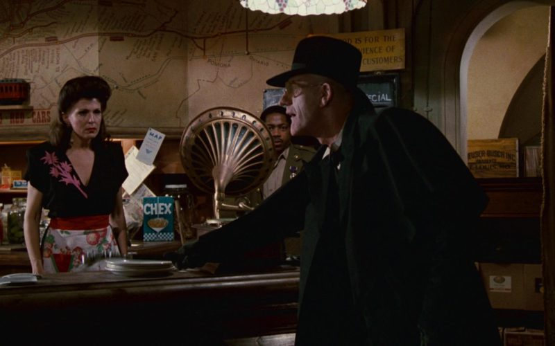 Chex Cereal in Who Framed Roger Rabbit