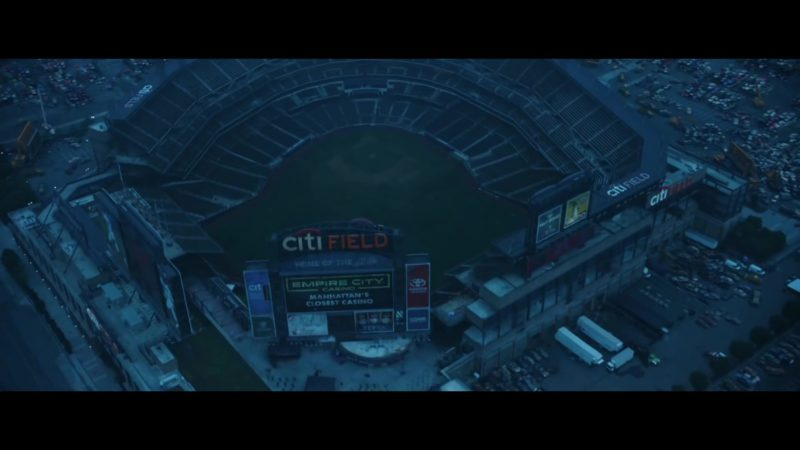 Citi Field New York City Stadium In Avengers Endgame