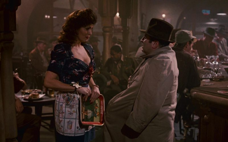 Coca-Cola Tray in Who Framed Roger Rabbit (1)