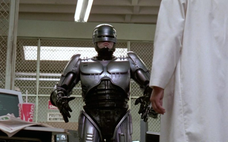 Coca-Cola in RoboCop (3)