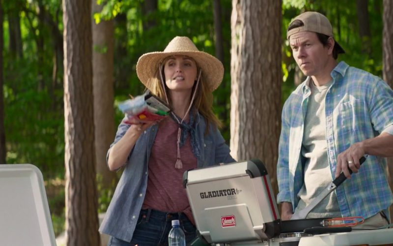 Coleman Gladiator Propane Stove Used by Mark Wahlberg & Rose Byrne in Instant Family