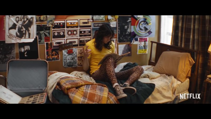 Converse Shoes in The Dirt (2019) - Movie Product Placement