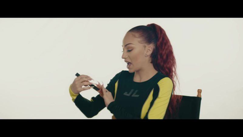 "CopyCat Cosmetics in ""Bestie"" by Bhad Bhabie  ft. Kodak Black (2019) - Official Music Video Product Placement"