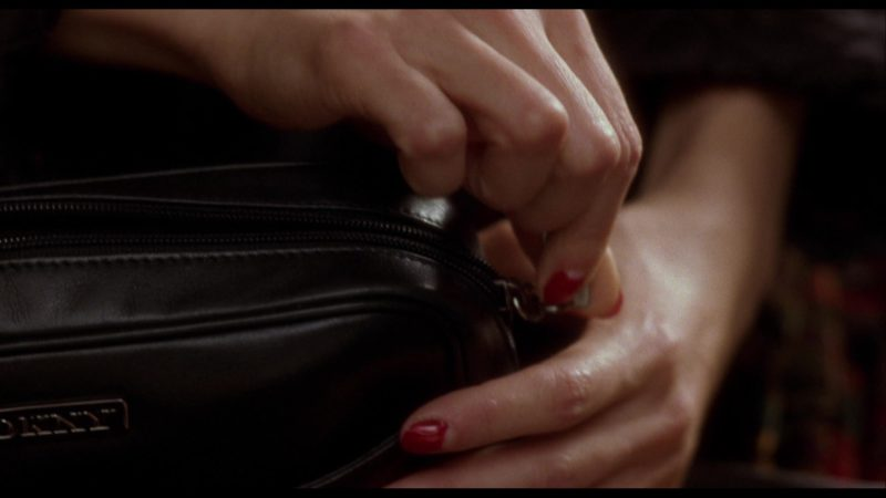 DKNY Bag in Mulholland Drive (2001) Movie Product Placement