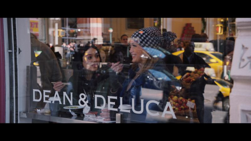 Dean & DeLuca Grocery Store in Second Act (2018) Movie Product Placement