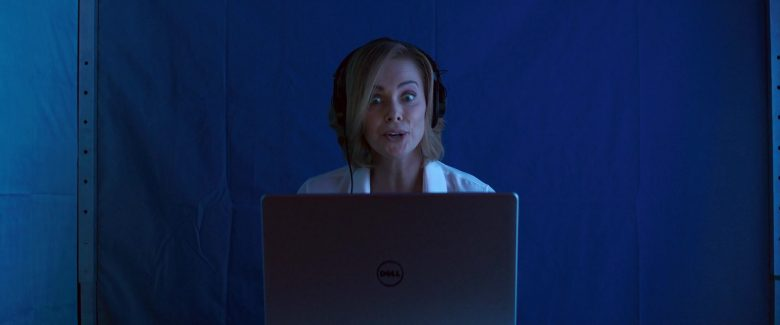 Dell Laptop Used by Charlize Theron in Long Shot (2019) - Movie Product Placement