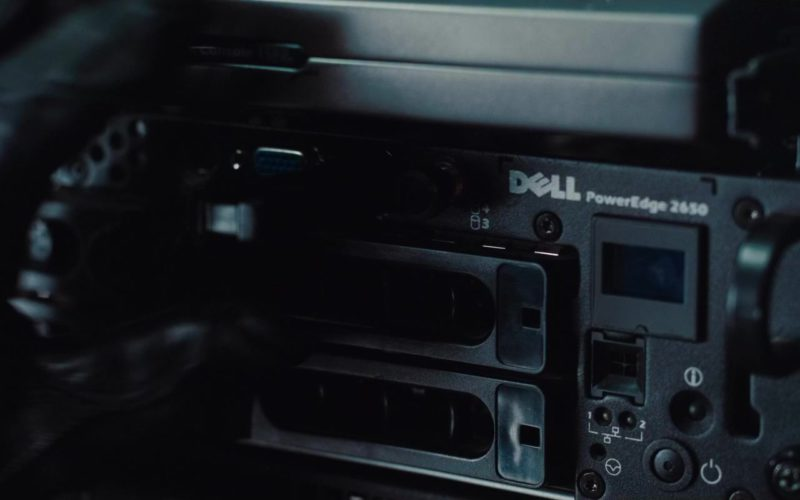 Dell PowerEdge 2650 Server in Mission Impossible (1)