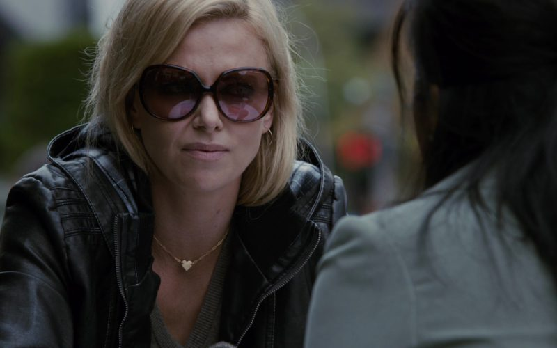 Dior Sunglasses Worn by Charlize Theron in Young Adult (1)