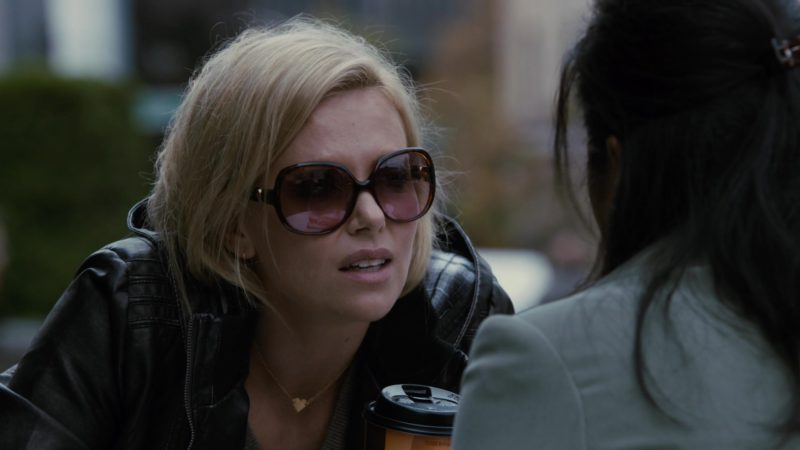Dior Sunglasses Worn by Charlize Theron in Young Adult (2011) - Movie Product Placement