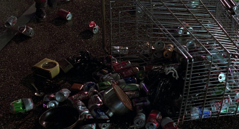 Dr Pepper and Diet Coke in RoboCop 2 (1990) - Movie Product Placement