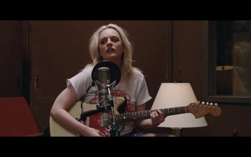 Fender Guitar Used by Elisabeth Moss in Her Smell