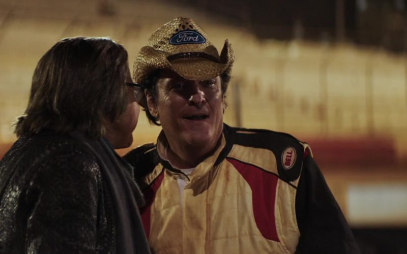 Ford Hat and Bell Jacket Worn by Michael Madsen in Trading Paint (3)