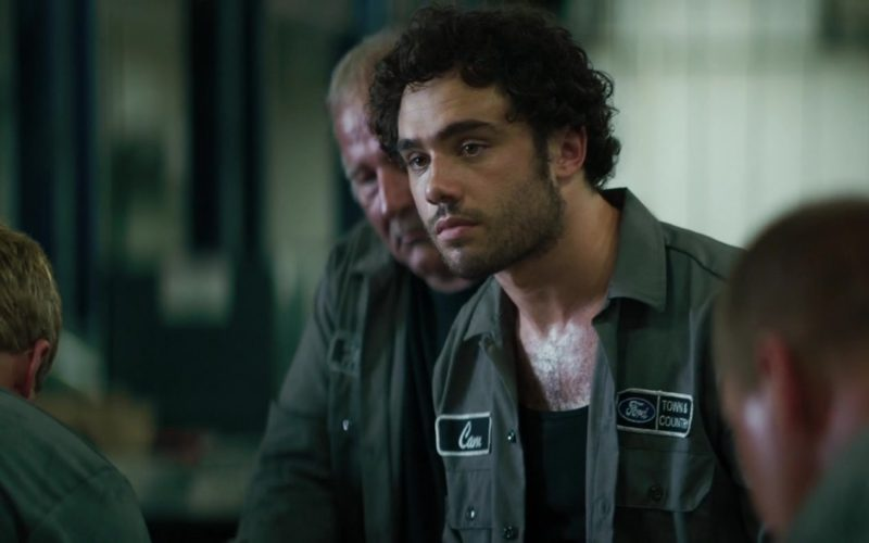 Ford Jacket Worn by Toby Sebastian in Trading Paint (1)