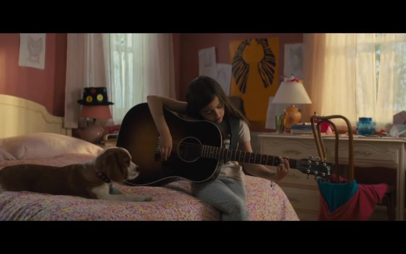 Gibson Guitars in A Dog's Journey (1)