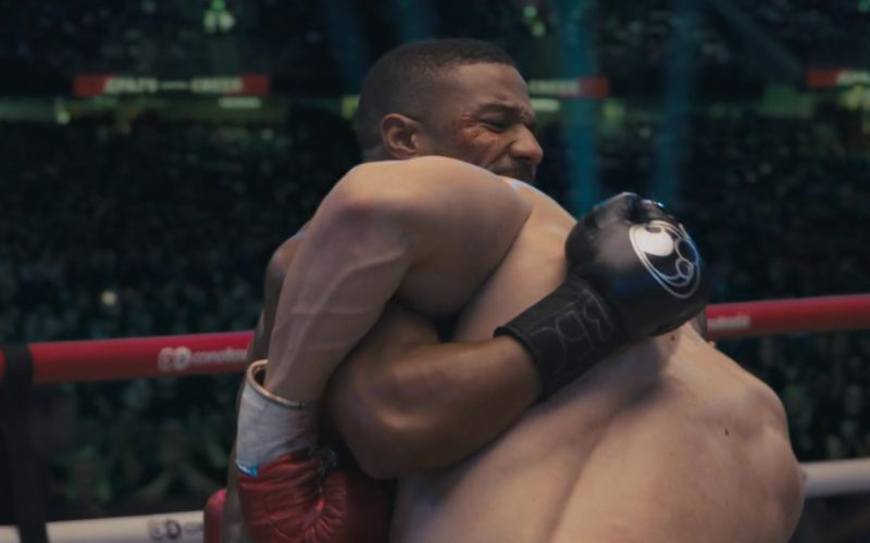 Grant Black Boxing Gloves Worn by Michael B. Jordan in Creed 2 (3)