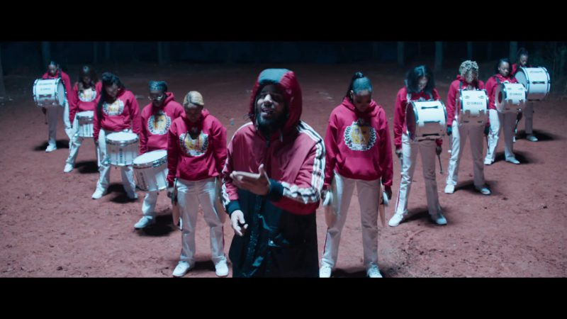 Gucci Jacket Worn by J. Cole in Middle Child (2019) Official Music Video Product Placement