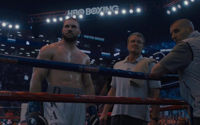 HBO Boxing and Tecate in Creed 2