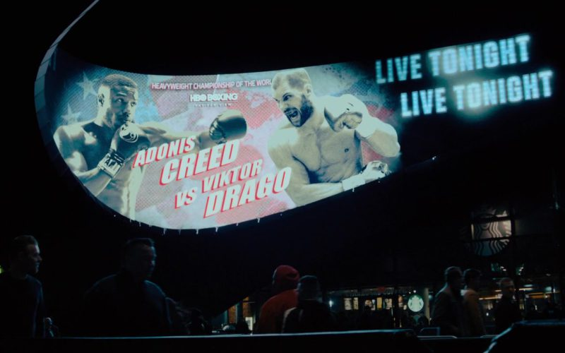 HBO Boxing in Creed 2 (1)