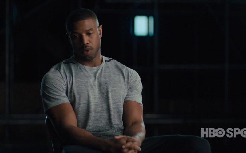 HBO Sports Starring Michael B. Jordan in Creed 2 (1)