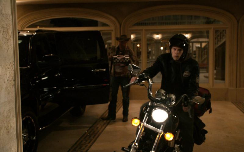Harley-Davidson FXDX Dyna Super Glide Sport Motorcycle in Zombieland (1)