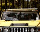 Hummer H2 Yellow SUV in Zombieland (19)