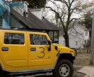 Hummer H2 Yellow SUV in Zombieland (7)