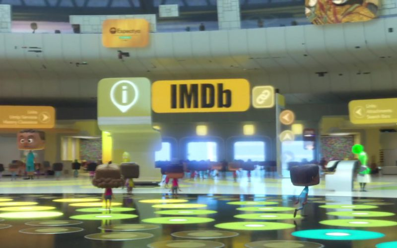 IMDB in Ralph Breaks the Internet