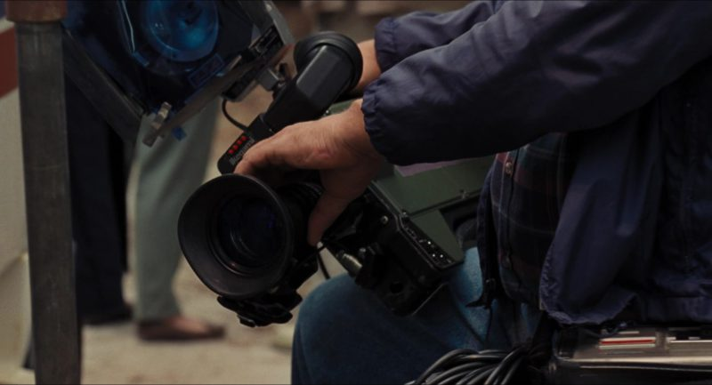 Ikegami Camera in The Front Runner (2018) Movie Product Placement