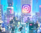 Instagram Social Network Building in Ralph Breaks the Internet (2)