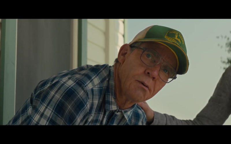 John Deere Cap Worn by Dennis Quaid in A Dog's Journey (1)