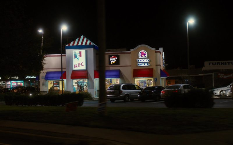 KFC, Pizza Hut, Taco Bell in Young Adult
