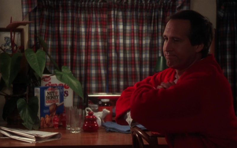 Kellogg's Nut and Honey Crunch Cereal in National Lampoon's Vacation