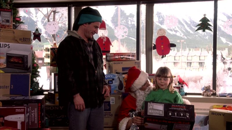 KitchenAid and Sony in I'll Be Home for Christmas (1998) Movie Product Placement