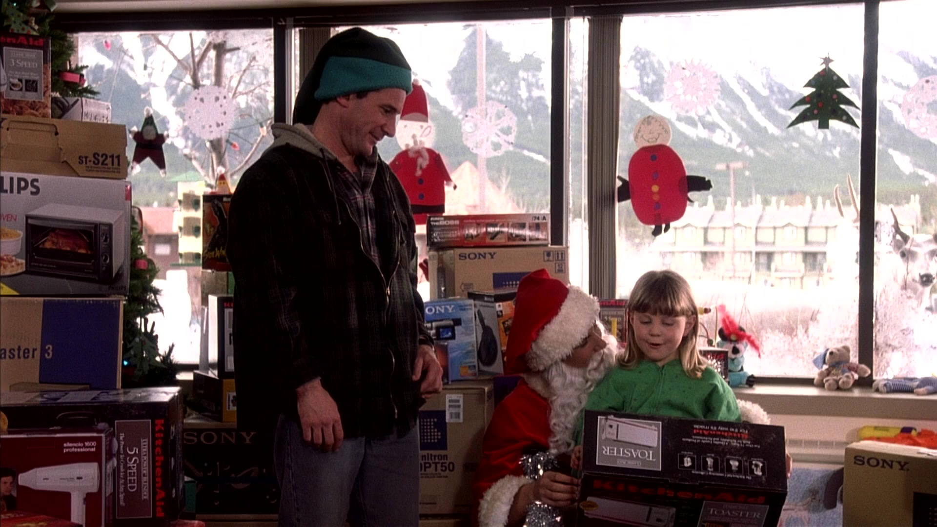 Ill Be Home For Christmas 1998.Kitchenaid And Sony In I Ll Be Home For Christmas 1998 Movie