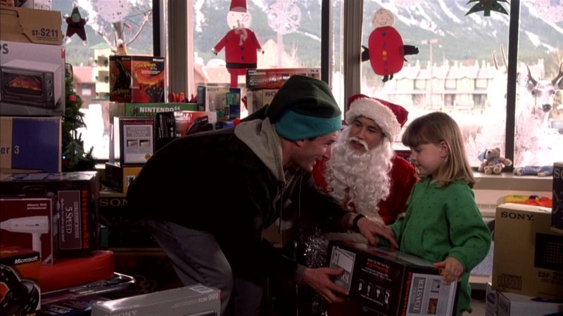 KitchenAid and Sony in I'll Be Home for Christmas (1998) - Movie Product Placement