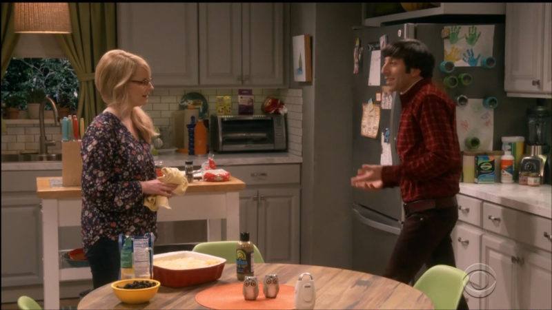 Kumana Avocado Sauce in The Big Bang Theory TV Show Product Placement