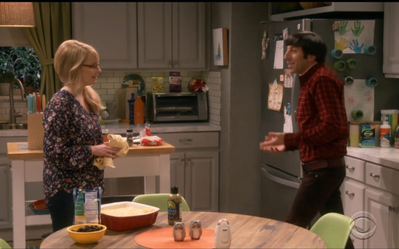 Kumana Avocado Sauce in The Big Bang Theory (1)