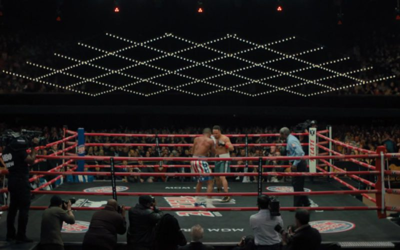 MGM Grand x Tecate Beer Boxing Ring in Creed 2 (1)